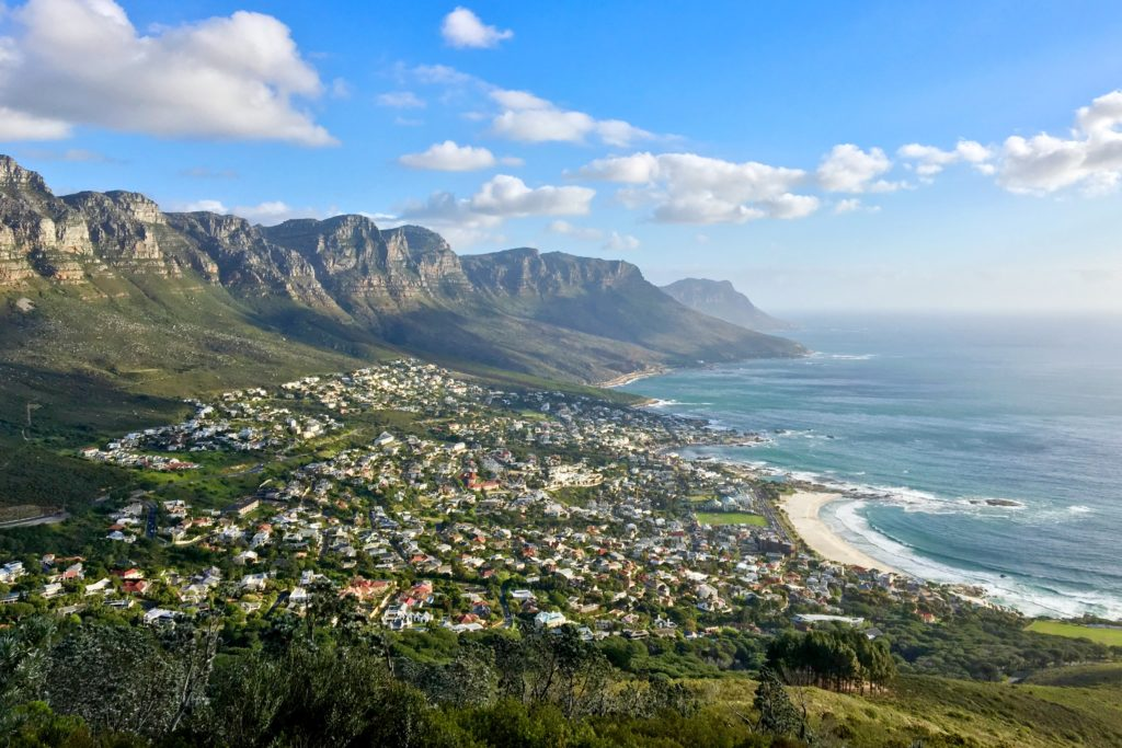 Top places to travel this year: Cape Town